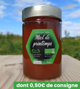 Miel de printemps (480g)